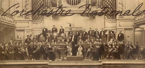 1934 - 2014 / Les 80 ans de l'Orchestre National de France