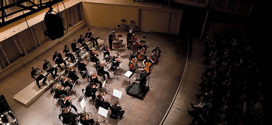 Orchestre des Pays de Savoie / 2014-2015