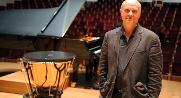 François Bou, nouveau DG de l'Orchestre de Lille