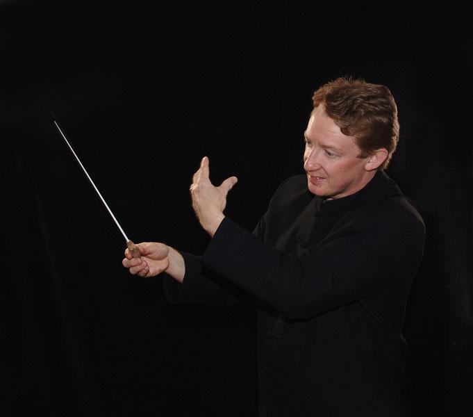 Douglas Boyd, directeur musical de l'Ocp