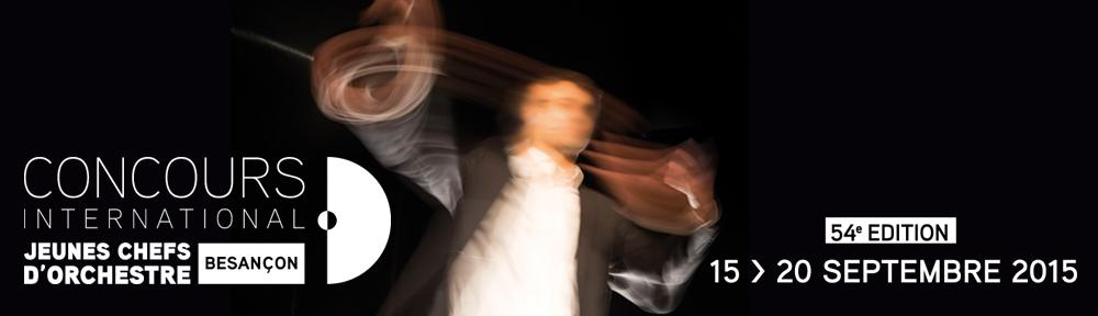 Besancon / Concours international de jeunes chefs d'orchestre