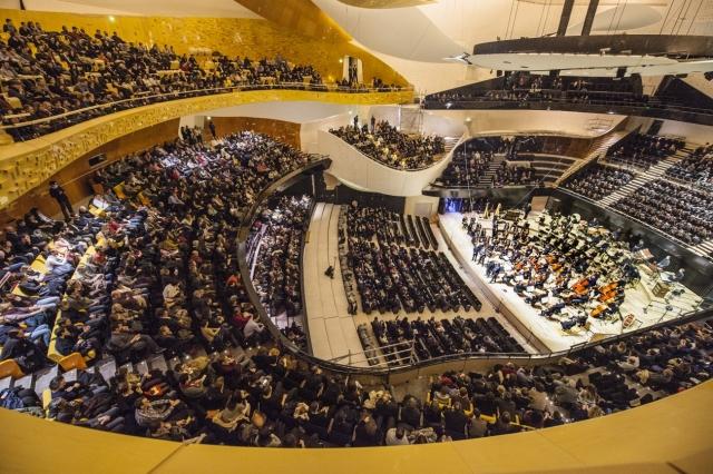 La Philharmonie de Paris à l'image du rayonnement culturel de la France