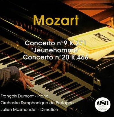 l'Orchestre Symphonique de Bretagne lance son propre label