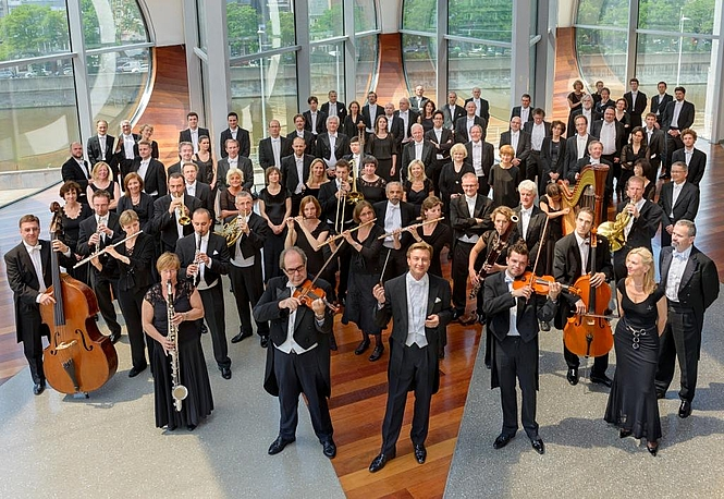 L'Orchestre Philharmonique de Liège