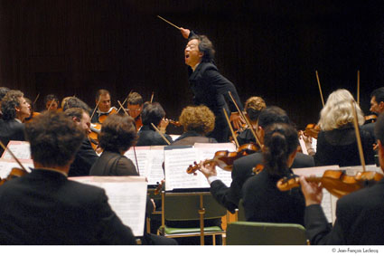 Avenir des orchestres de la Radio / Lettre à F.Pellerin