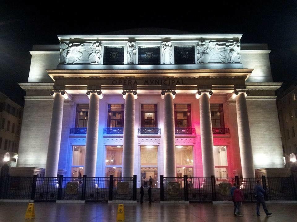 Les orchestres solidaires des victimes du 13.11.15