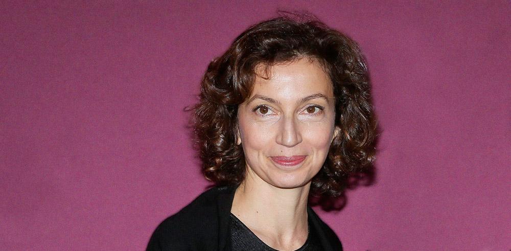 Audrey Azoulay, ministre de la Culture et de la Communication