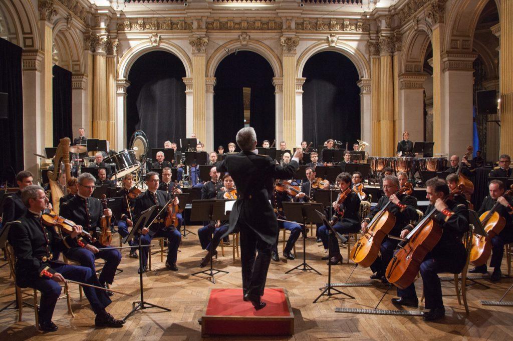 L'AFO accueille un nouveau membre : l'Orchestre de la Garde républicaine