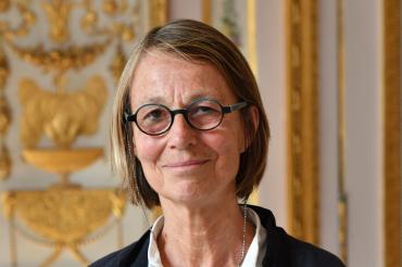 Françoise Nyssen nommée ministre de la Culture