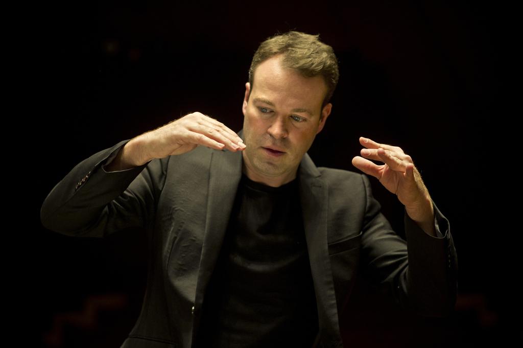 David Reiland, nommé directeur musical de l'Orchestre National de Lorraine