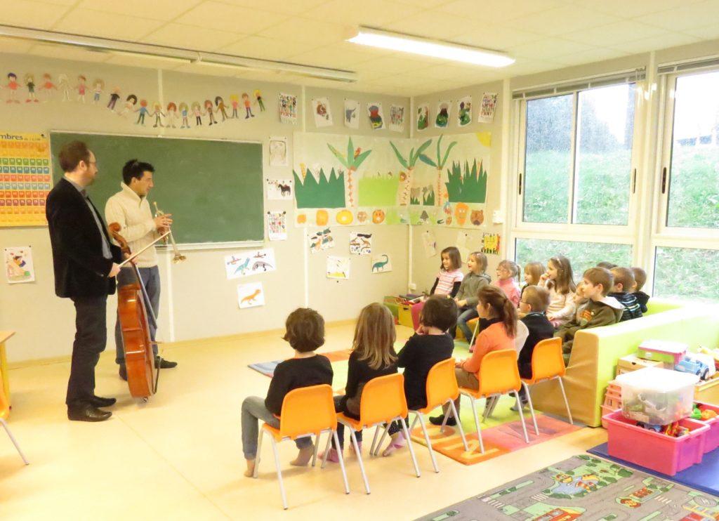 Les orchestres membres de l'AFO participent à la «Rentrée en musique»