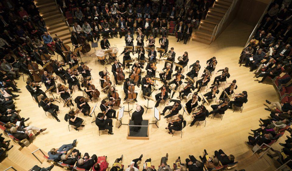 Le dialogue entre les peuples, un enjeu orchestral