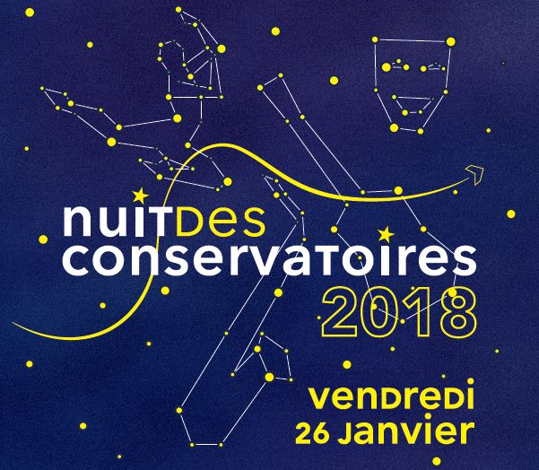 La Nuit des Conservatoires 2018
