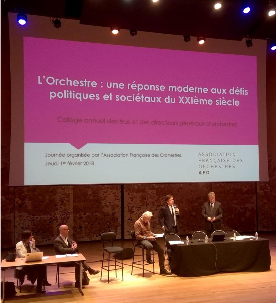 L'enjeu sociétal : au cœur des préoccupations des orchestres
