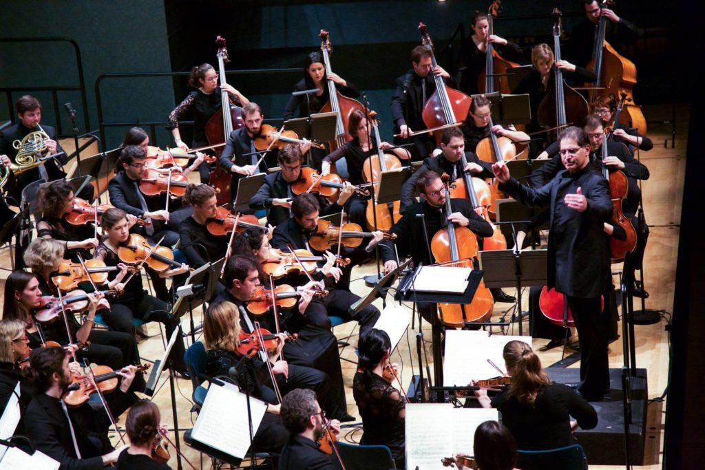 Formation au métier de musicien(ne) d'orchestre