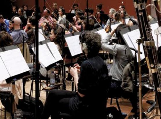 L'Orchestre national d'Ile-de-France inaugure son Studio d' enregistrement