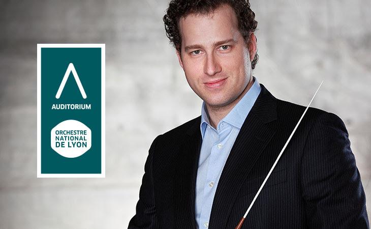 Nikolaj Szeps-Znaider, le prochain directeur musical de l'Orchestre national de Lyon