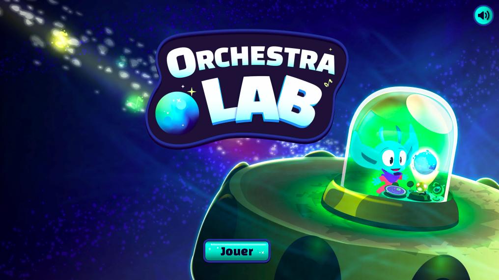 ORCHESTRALAB, une plateforme musicale, ludique et interactive