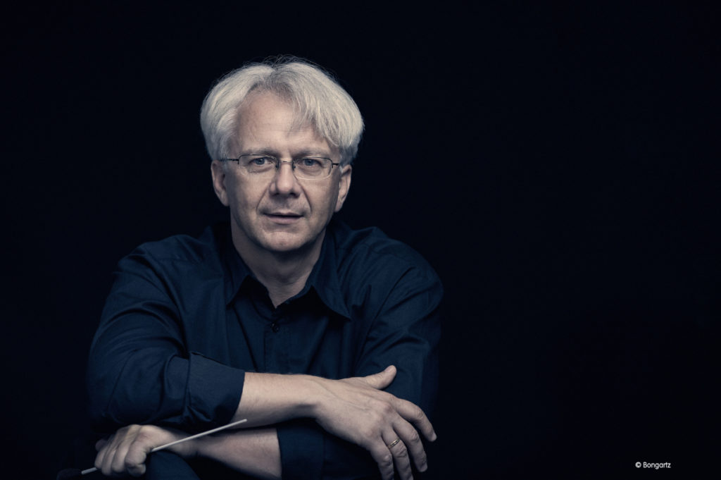 Pavel Baleff, futur directeur musical de l'Opéra de Limoges à partir de 2022-2023