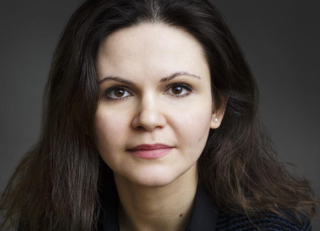 [Portrait de cheffe d'orchestre] ELENI PAPAKYRIAKOU