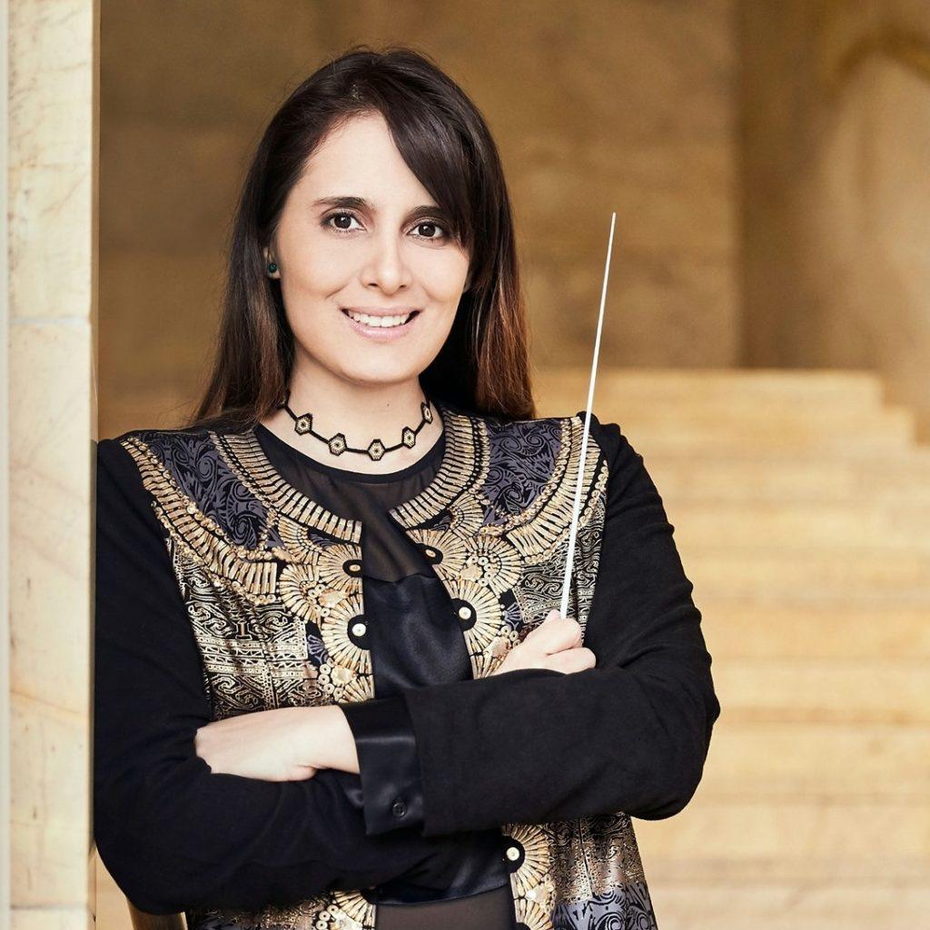 [Portrait de cheffe d'orchestre] Lina Gonzalez-Granados