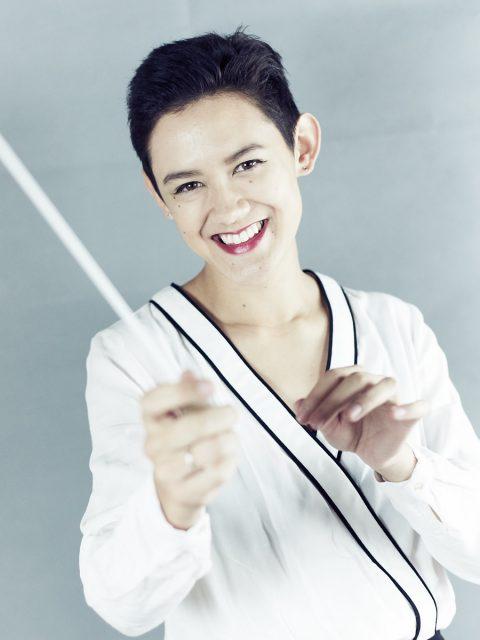 [Portrait de cheffe d'orchestre] Stephanie Childress