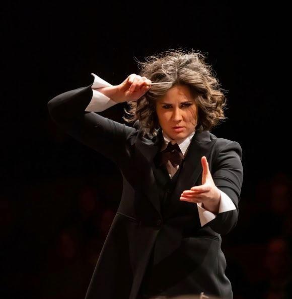 [Portrait de cheffe d'orchestre] Maria Fuller
