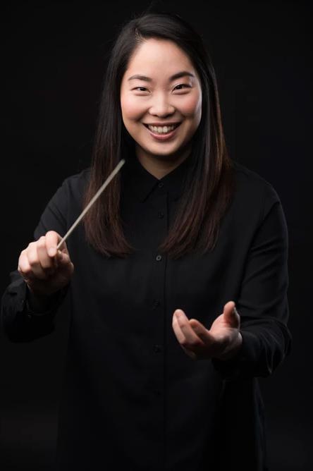 [Portrait de cheffe d'orchestre] Holly Hyun Choe
