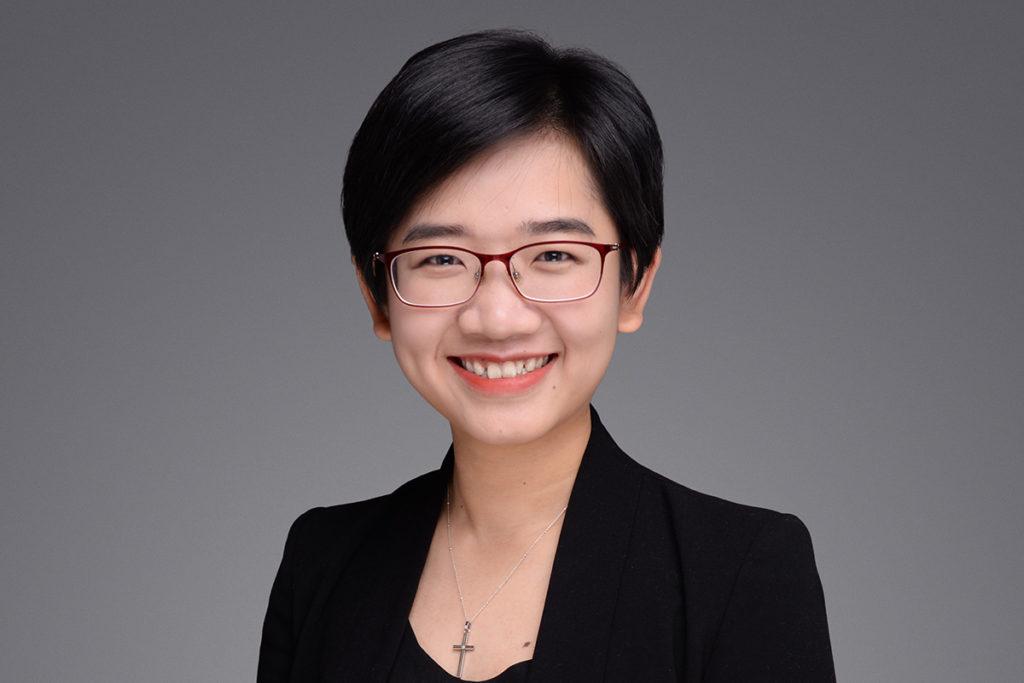 [Portrait de cheffe d'orchestre] JIAJING LAI