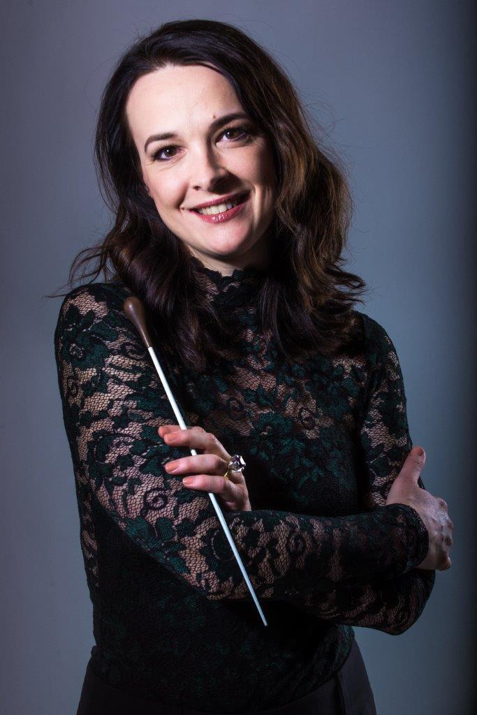 [Portrait de cheffe d'orchestre] Marie Rosenmir