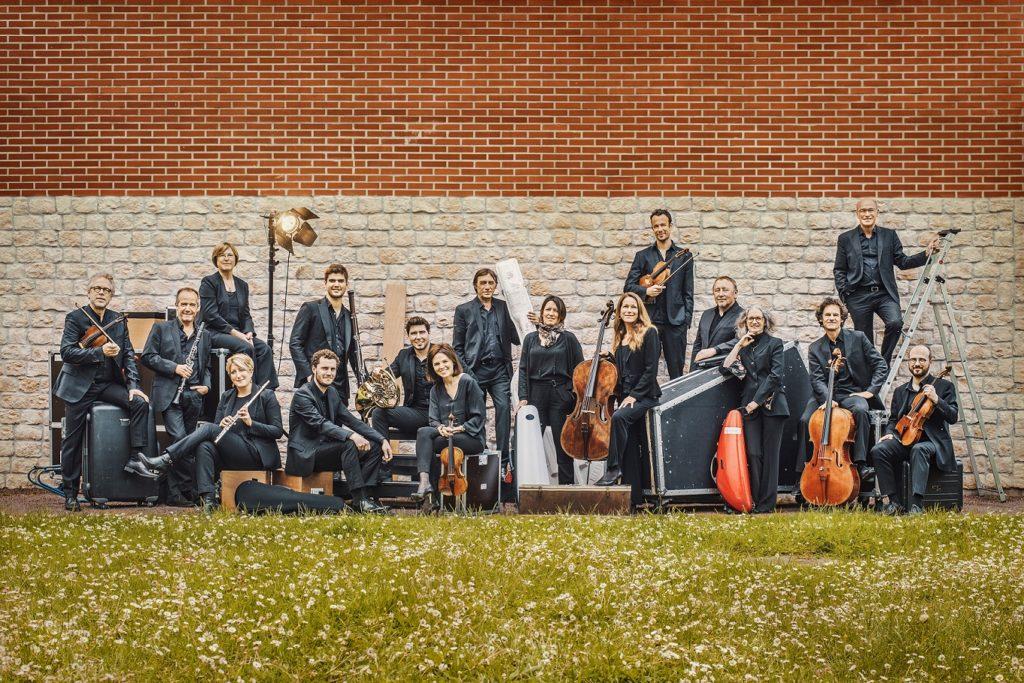 """L'orchestre de Normandie propose une nouvelle création """"Caravansérail"""", en direct sur Youtube"""