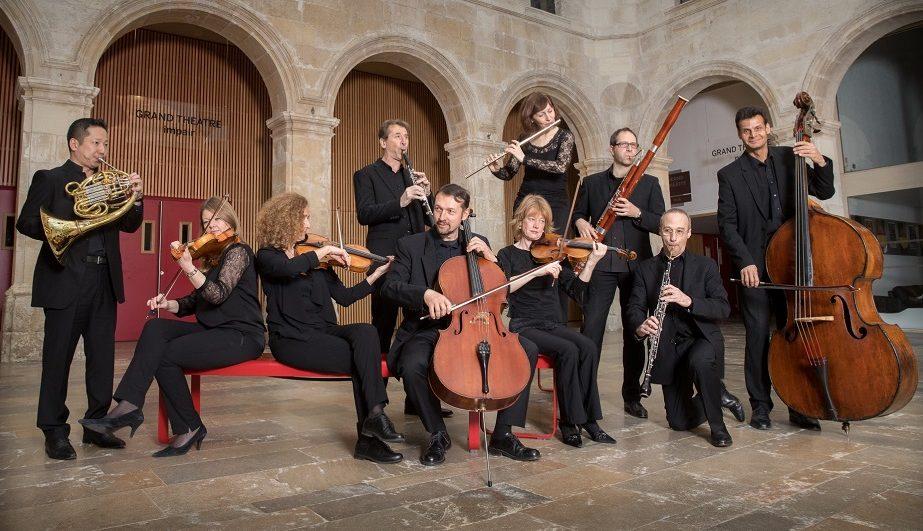 Orchestre de Chambre Nouvelle-Aquitaine