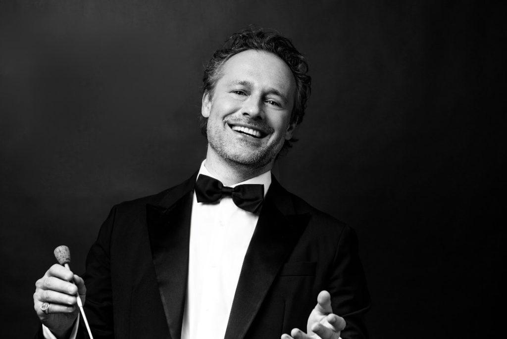 Sascha Goetzel nommé directeur musical de l'Orchestre National des Pays de la Loire